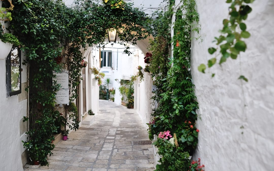 The White Town of Ostuni
