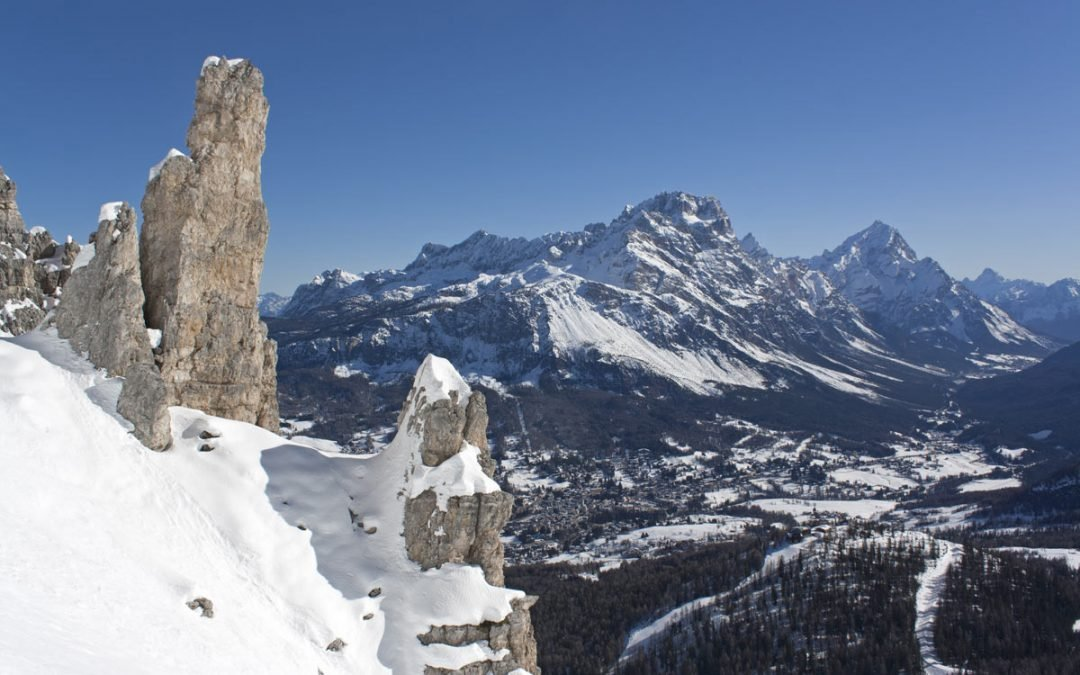 The Dolomites Superski Area