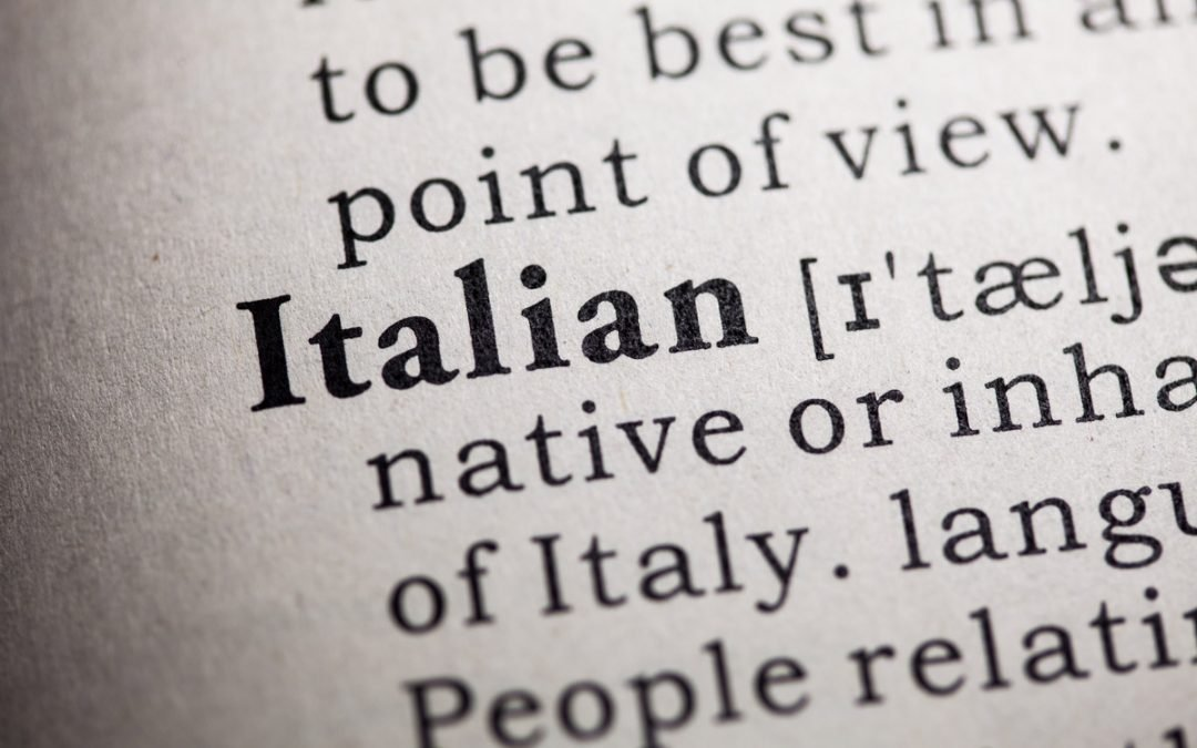 5 ways to Learn Italian whilst Travelling