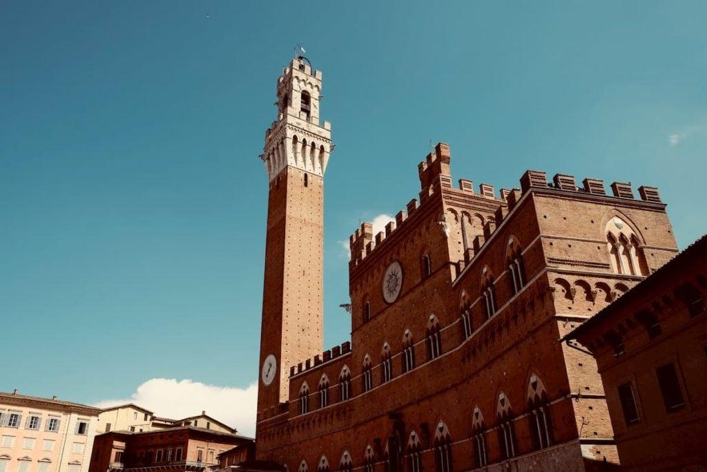 Castles in Sienna