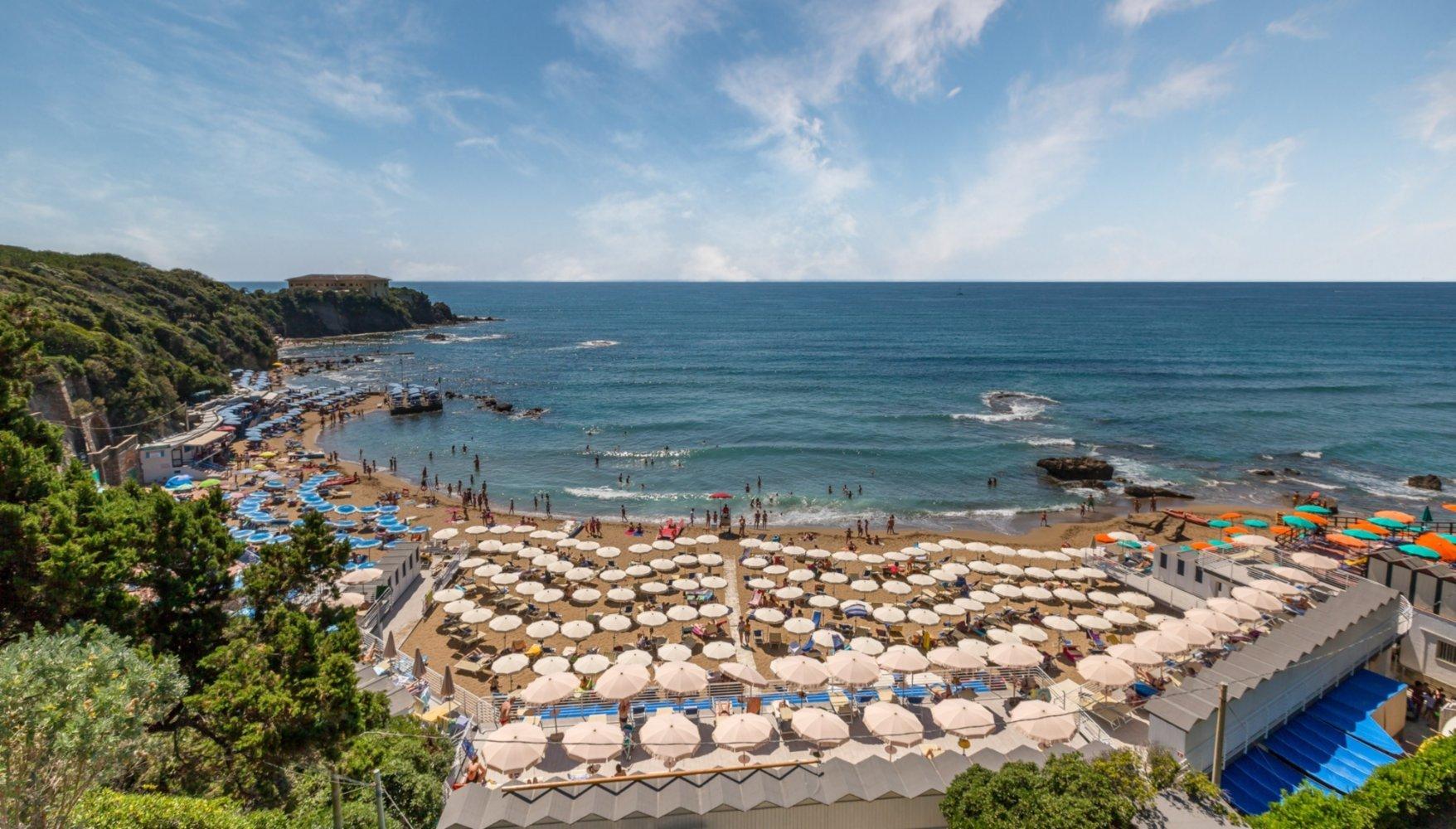 Castiglioncello Beach Soprano Villas