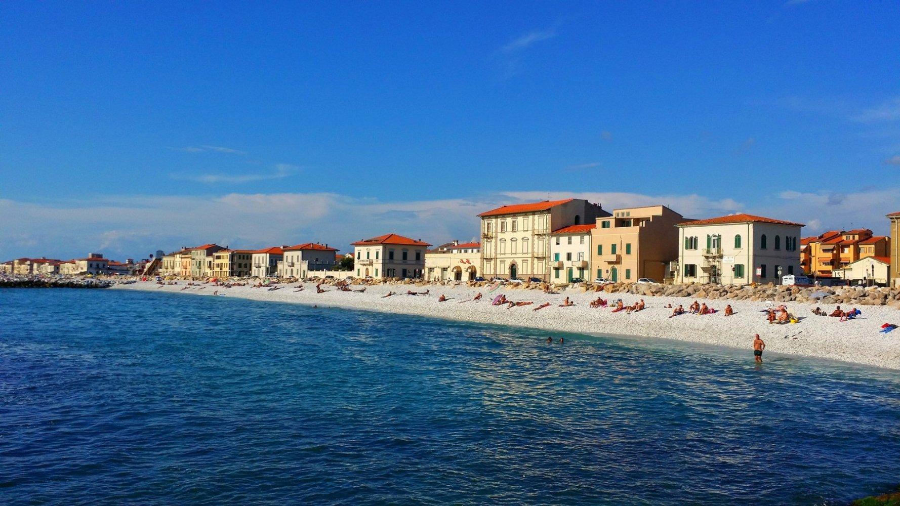 Marina di Pisa Soprano Villas