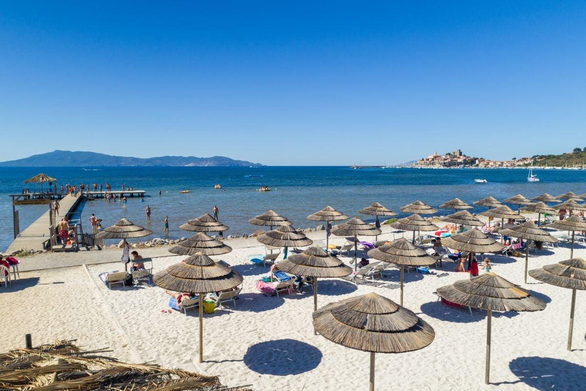 Talamone Beach Soprano Villas