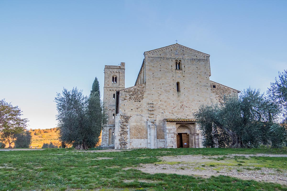 Abbey Sant'Antimo