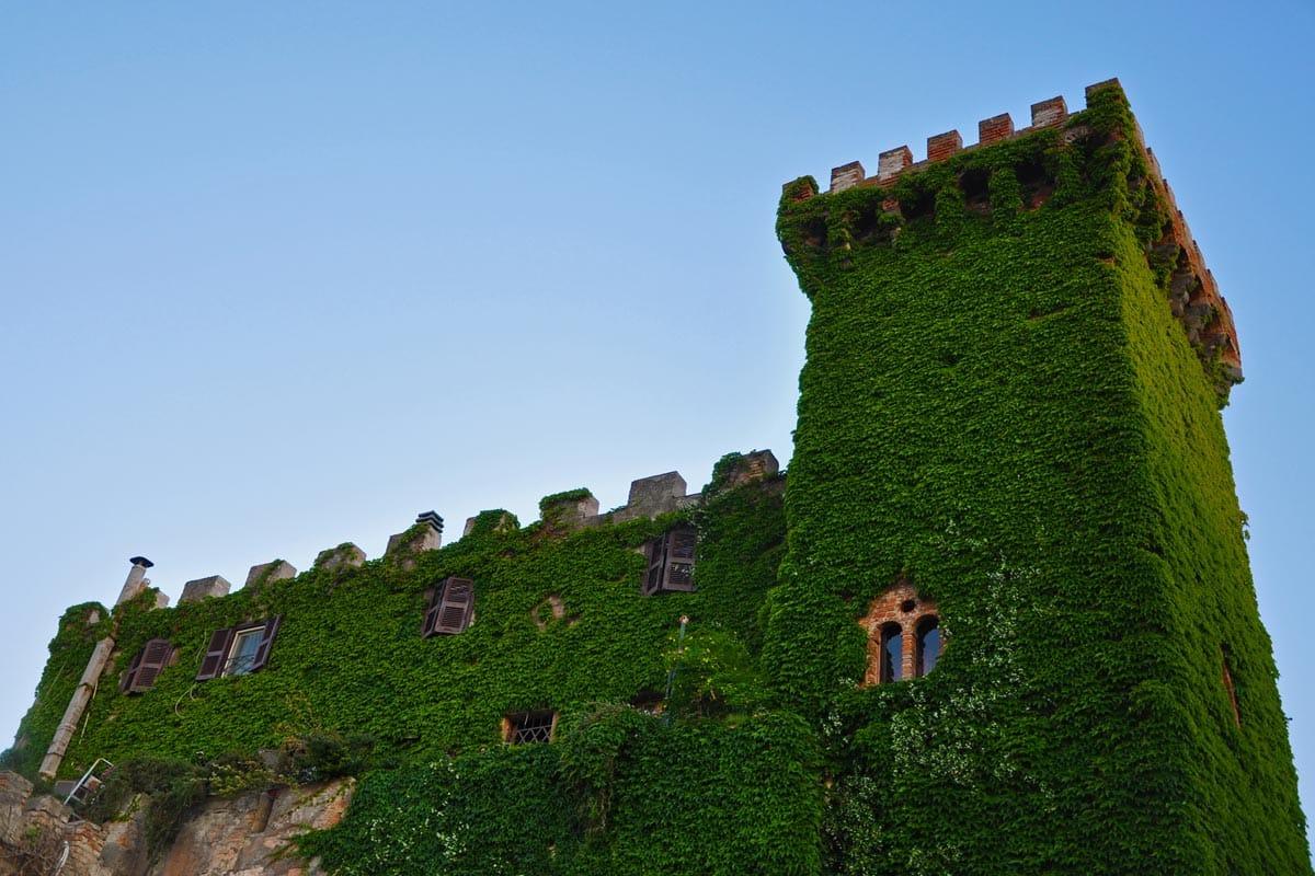 Castle of montalto