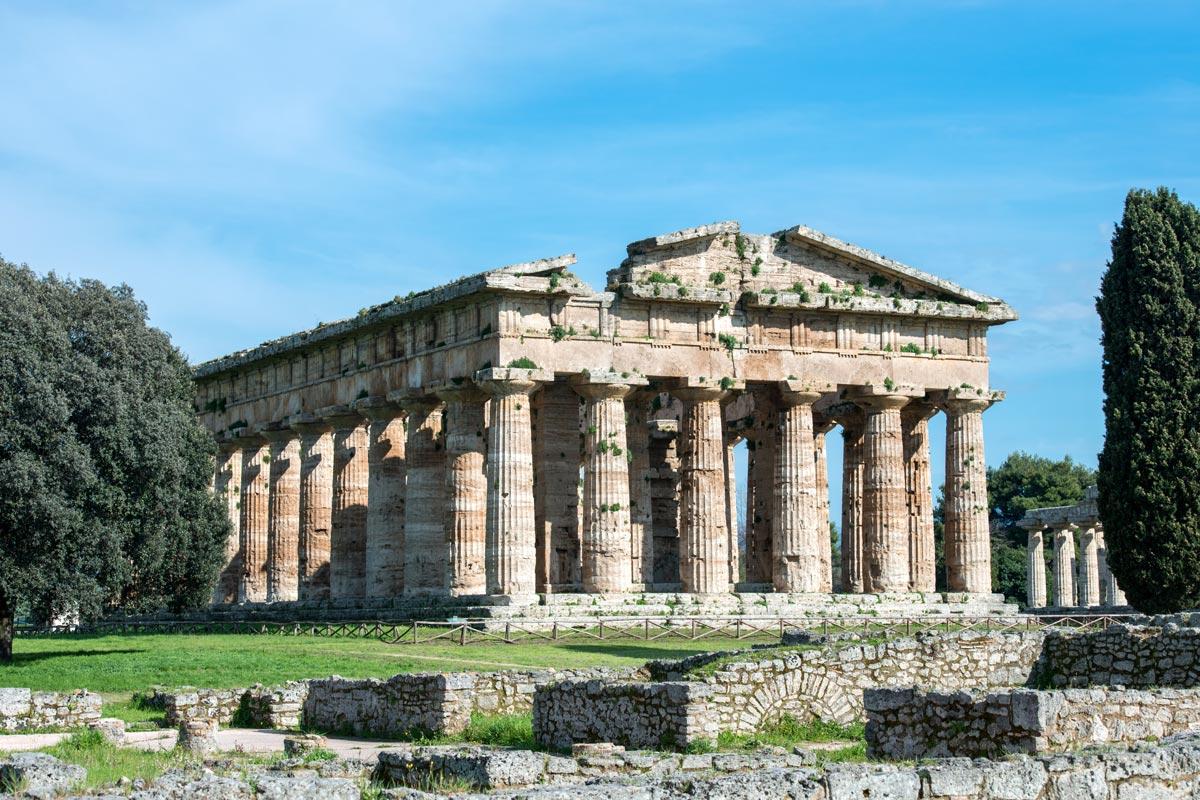 paestum-archeoglogical-area