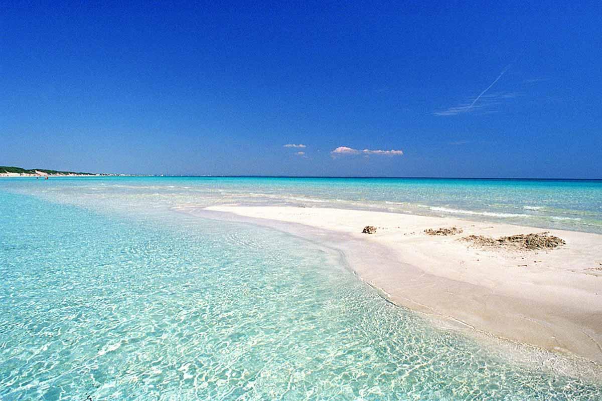 punta prosciutto beach